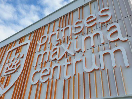 Uitbreiding Prinses Máxima Centrum (auditorium en research)